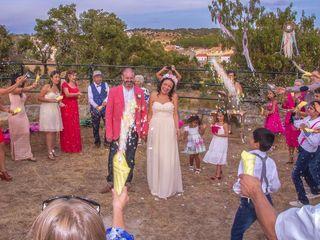La boda de Luza y Luis