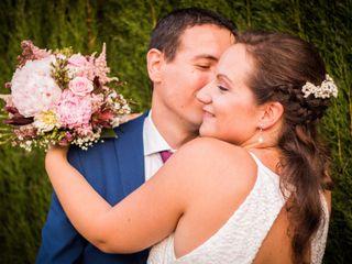 La boda de Celia y Jorge