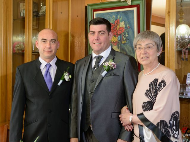 La boda de Daniel y Blanca en Lleida, Lleida 7