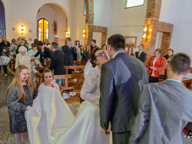 La boda de Daniel y Blanca en Lleida, Lleida 20