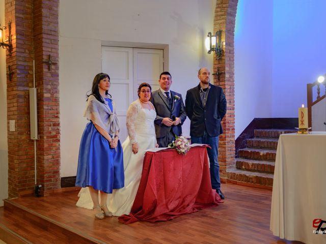 La boda de Daniel y Blanca en Lleida, Lleida 22