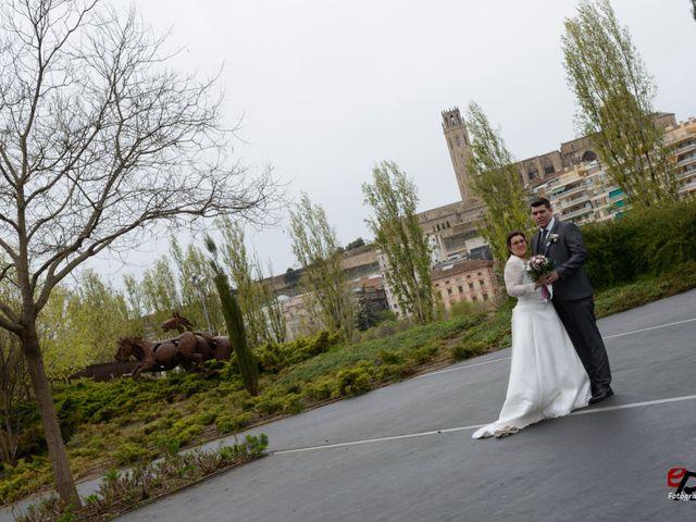 La boda de Daniel y Blanca en Lleida, Lleida 39