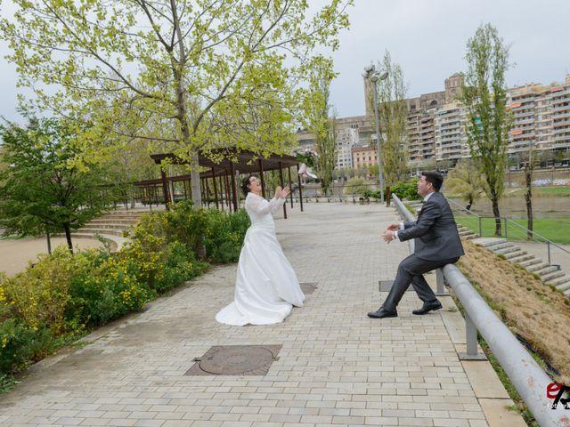 La boda de Daniel y Blanca en Lleida, Lleida 41