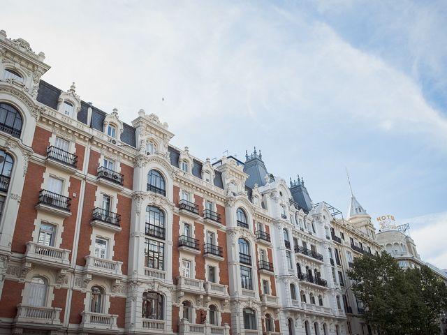 La boda de Marcos y Nuria en Madrid, Madrid 2