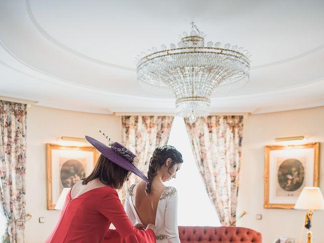 La boda de Marcos y Nuria en Madrid, Madrid 109