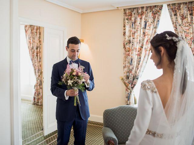 La boda de Marcos y Nuria en Madrid, Madrid 122
