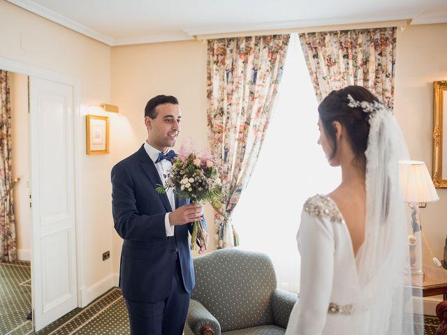 La boda de Marcos y Nuria en Madrid, Madrid 123
