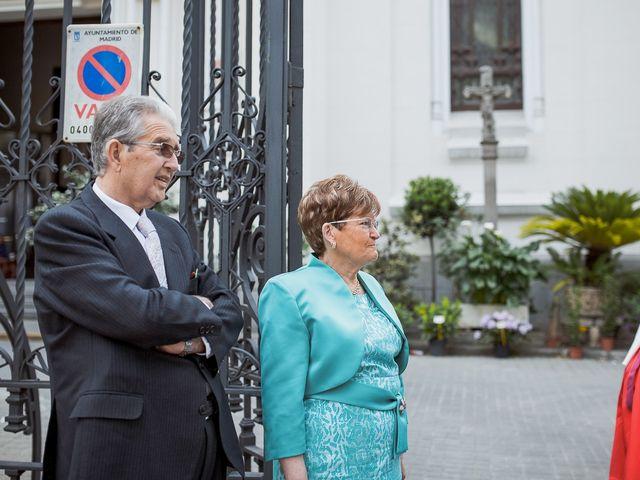 La boda de Marcos y Nuria en Madrid, Madrid 128