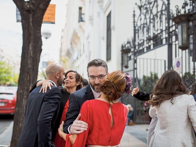 La boda de Marcos y Nuria en Madrid, Madrid 137