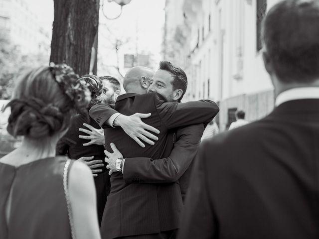 La boda de Marcos y Nuria en Madrid, Madrid 138