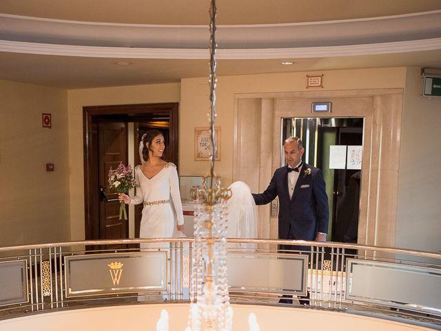 La boda de Marcos y Nuria en Madrid, Madrid 172