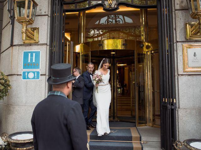 La boda de Marcos y Nuria en Madrid, Madrid 173