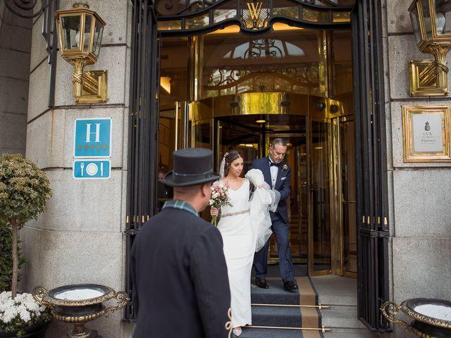 La boda de Marcos y Nuria en Madrid, Madrid 174