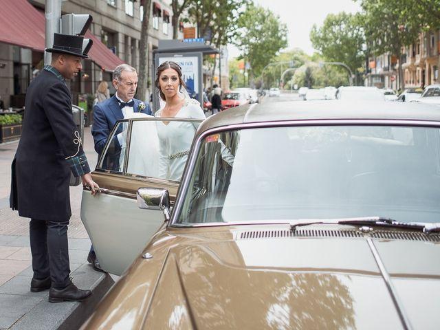 La boda de Marcos y Nuria en Madrid, Madrid 175