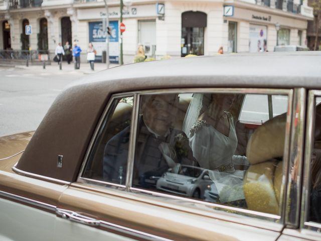 La boda de Marcos y Nuria en Madrid, Madrid 179