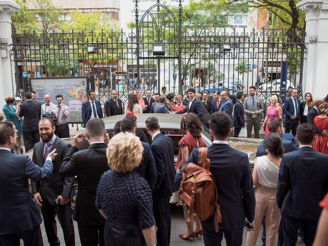 La boda de Marcos y Nuria en Madrid, Madrid 190