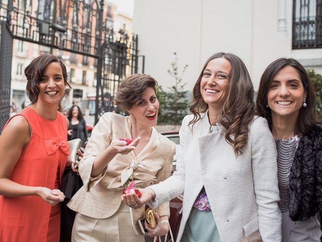 La boda de Marcos y Nuria en Madrid, Madrid 195