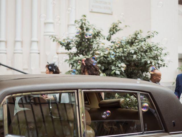 La boda de Marcos y Nuria en Madrid, Madrid 196