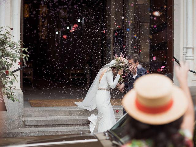 La boda de Marcos y Nuria en Madrid, Madrid 199