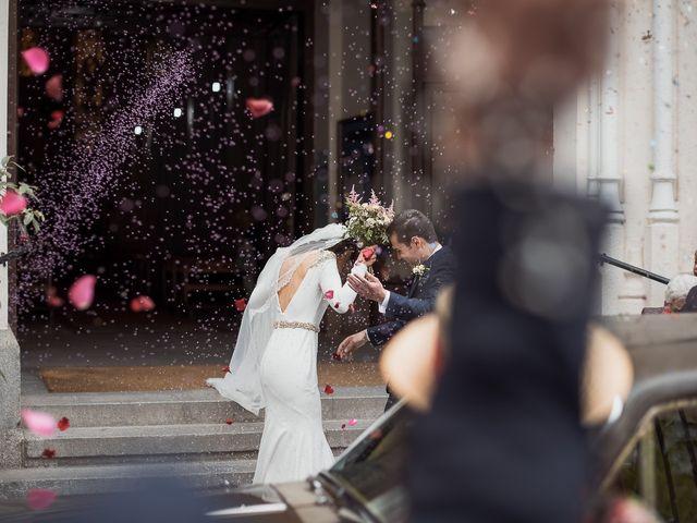 La boda de Marcos y Nuria en Madrid, Madrid 200