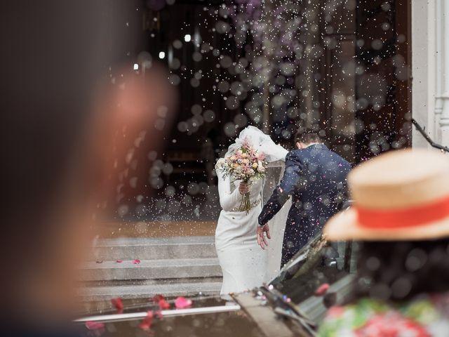 La boda de Marcos y Nuria en Madrid, Madrid 201