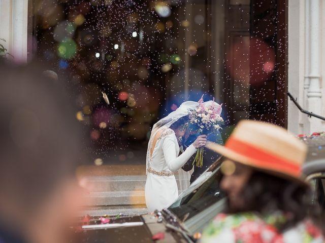 La boda de Marcos y Nuria en Madrid, Madrid 202
