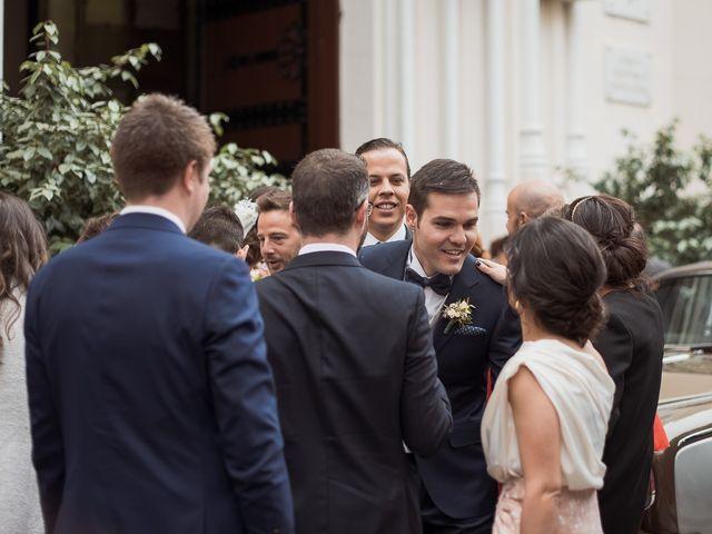 La boda de Marcos y Nuria en Madrid, Madrid 208