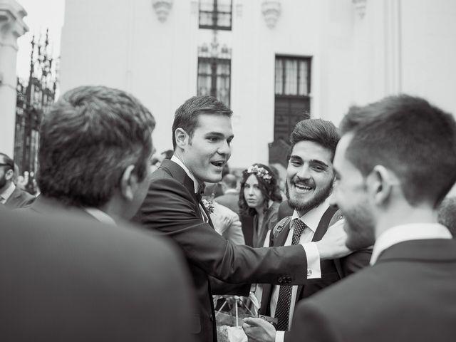 La boda de Marcos y Nuria en Madrid, Madrid 214