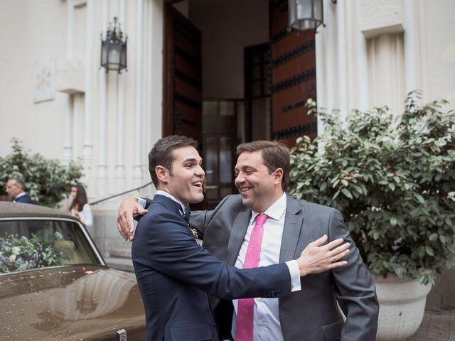 La boda de Marcos y Nuria en Madrid, Madrid 215