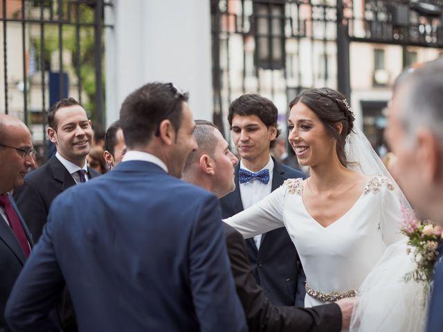 La boda de Marcos y Nuria en Madrid, Madrid 216