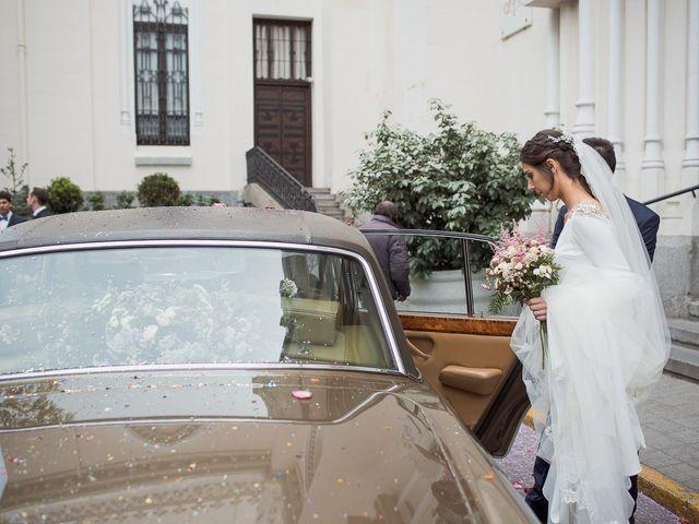 La boda de Marcos y Nuria en Madrid, Madrid 221