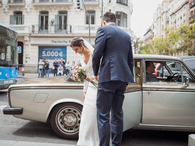 La boda de Marcos y Nuria en Madrid, Madrid 232
