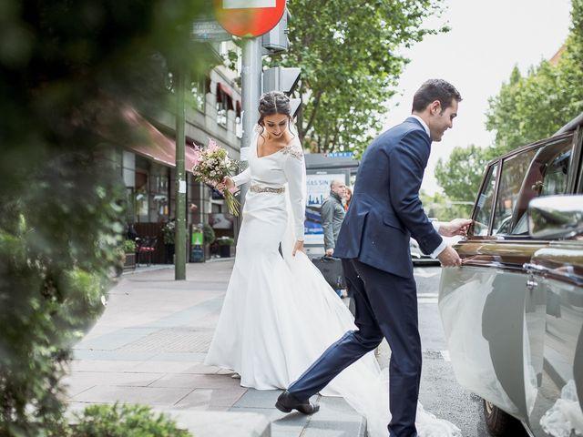 La boda de Marcos y Nuria en Madrid, Madrid 233