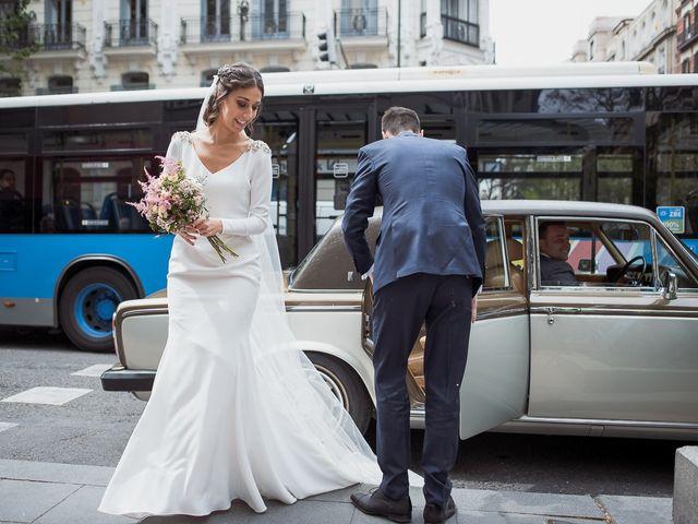 La boda de Marcos y Nuria en Madrid, Madrid 234
