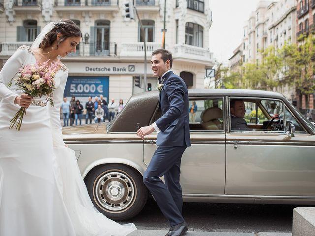 La boda de Marcos y Nuria en Madrid, Madrid 235
