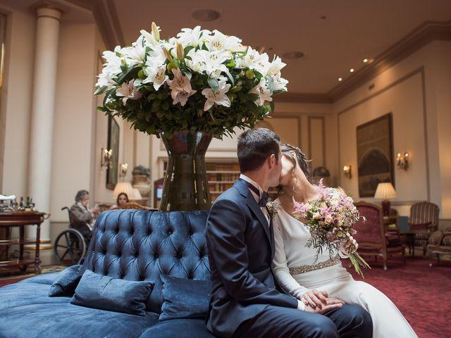 La boda de Marcos y Nuria en Madrid, Madrid 245