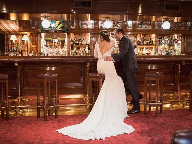 La boda de Marcos y Nuria en Madrid, Madrid 253