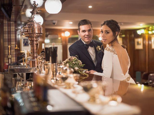 La boda de Marcos y Nuria en Madrid, Madrid 255