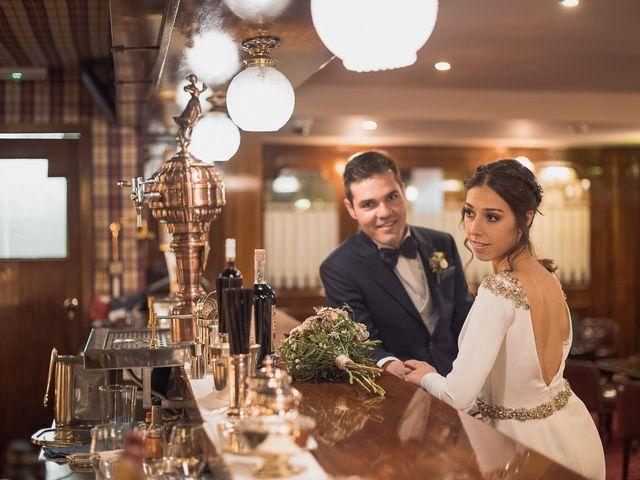 La boda de Marcos y Nuria en Madrid, Madrid 256