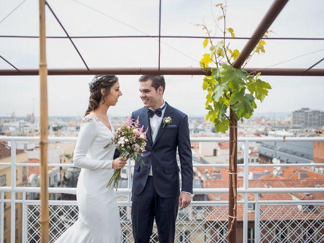 La boda de Marcos y Nuria en Madrid, Madrid 261