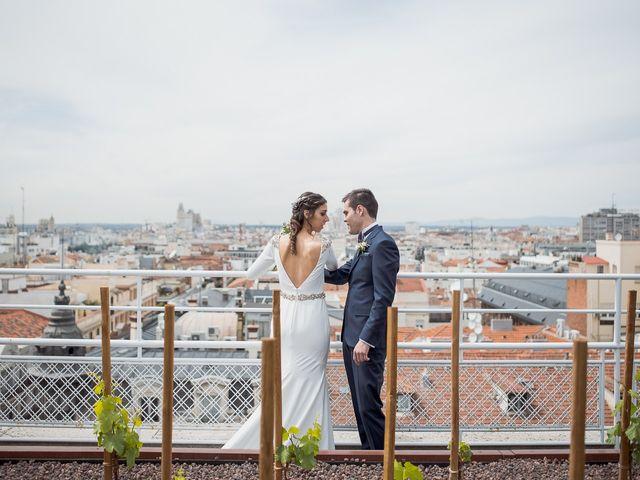 La boda de Marcos y Nuria en Madrid, Madrid 265