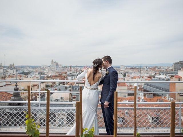 La boda de Marcos y Nuria en Madrid, Madrid 266