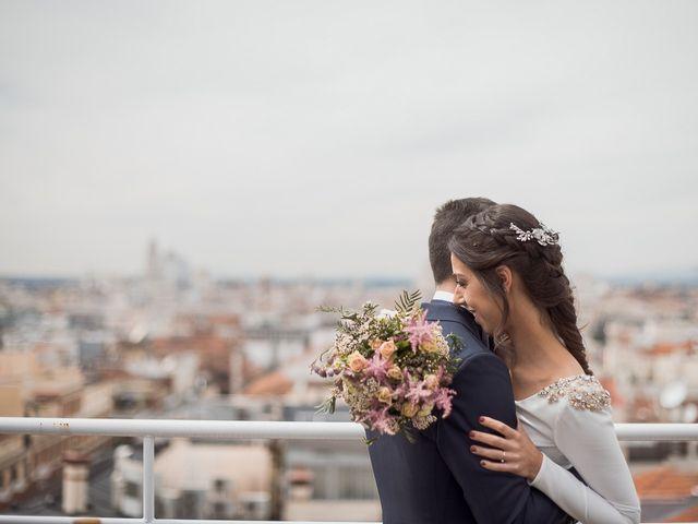 La boda de Marcos y Nuria en Madrid, Madrid 270