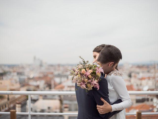 La boda de Marcos y Nuria en Madrid, Madrid 271