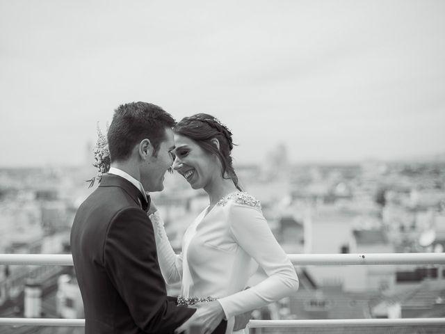 La boda de Marcos y Nuria en Madrid, Madrid 272