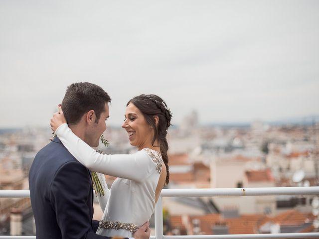 La boda de Marcos y Nuria en Madrid, Madrid 273