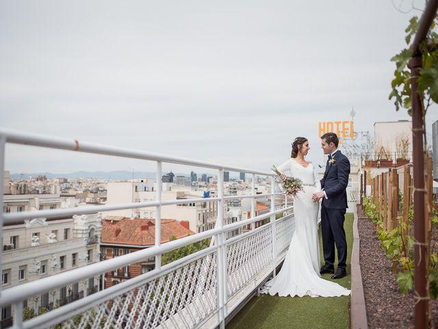 La boda de Marcos y Nuria en Madrid, Madrid 277