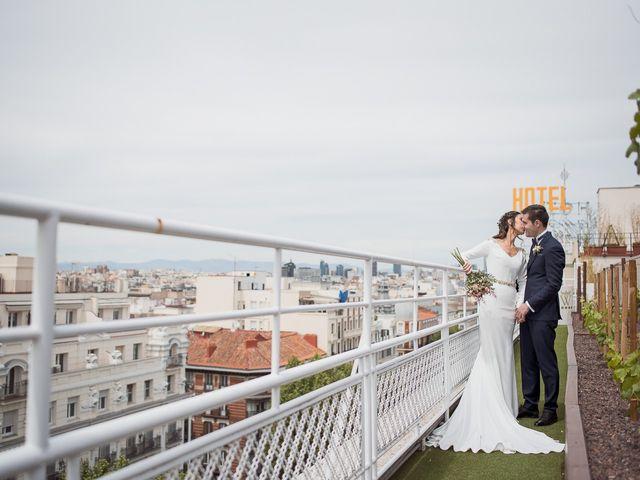 La boda de Marcos y Nuria en Madrid, Madrid 278