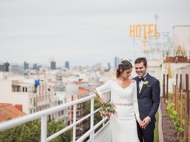 La boda de Marcos y Nuria en Madrid, Madrid 280