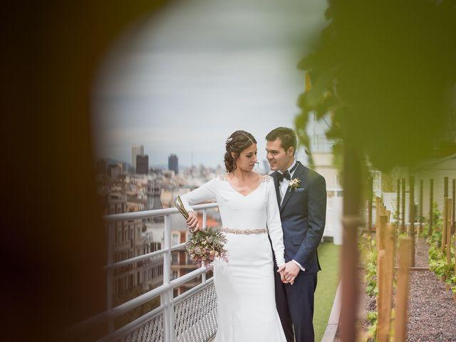 La boda de Marcos y Nuria en Madrid, Madrid 281
